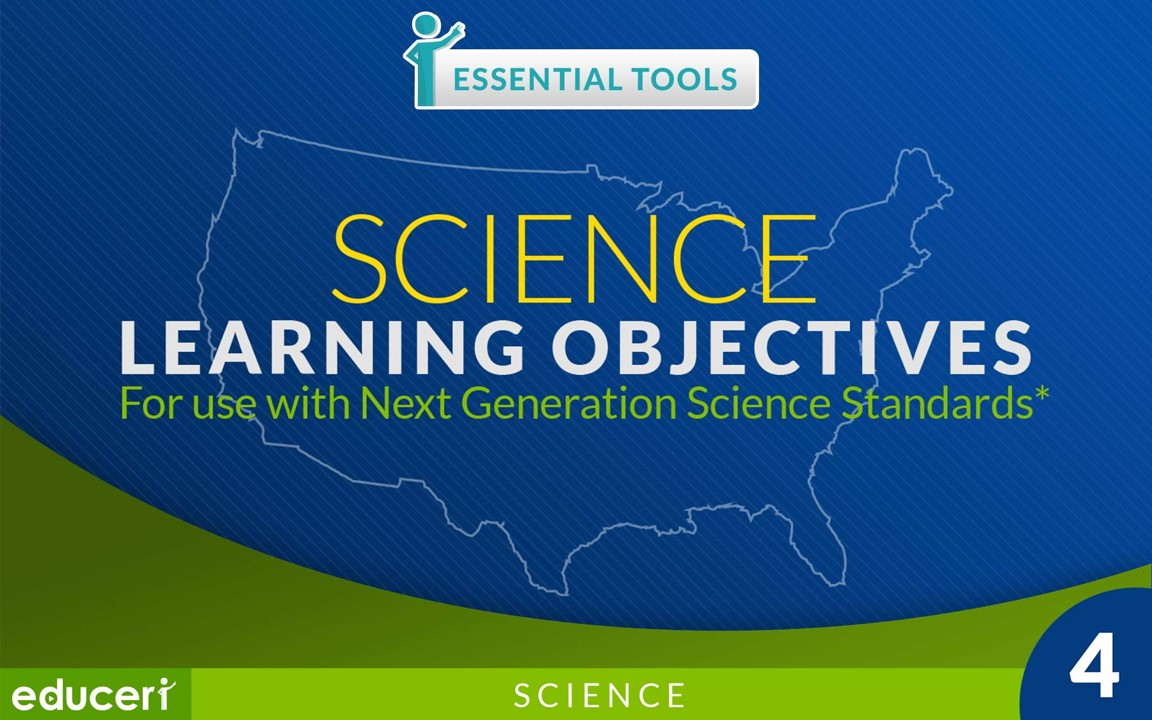 4th Grade Next Generation Science Standards Learning